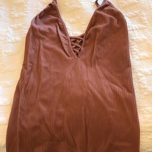 Free People M/L intimately top